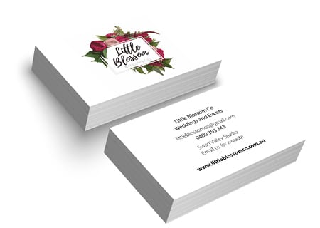 Business card printing and design in perth ateam printing reheart Image collections