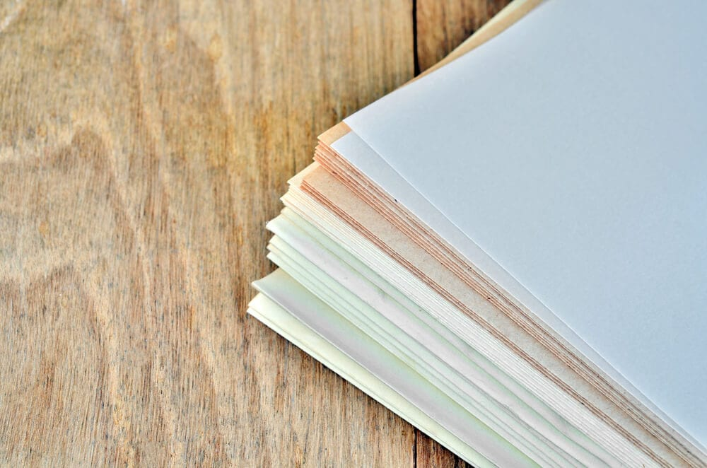 Printing Paper Types: What to use for commercial printing
