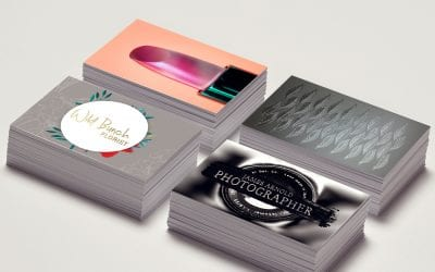 Scodix Business Card Design Ideas